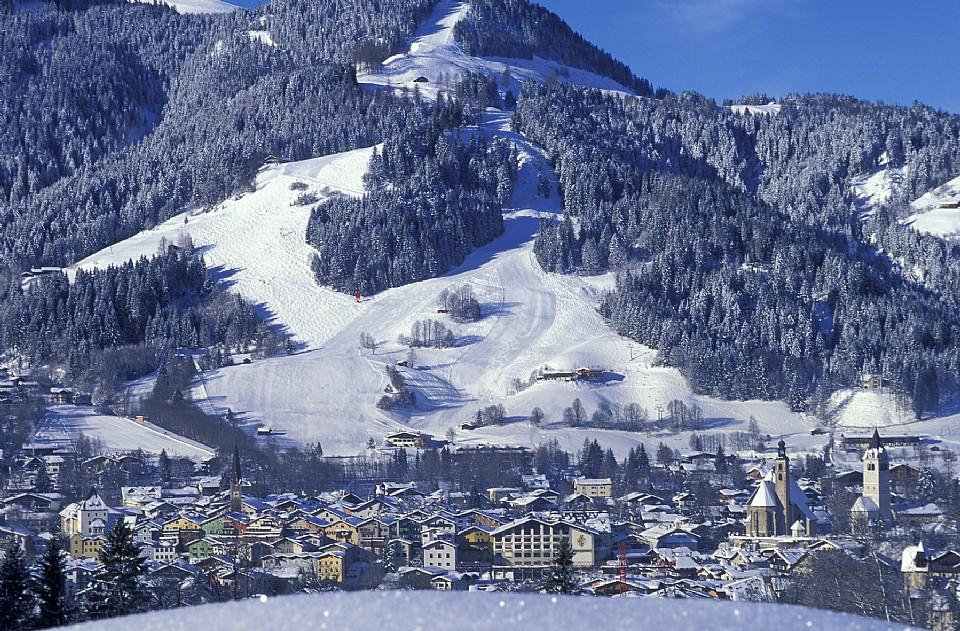 Skiurlaub-Kitzbuehel-Streif