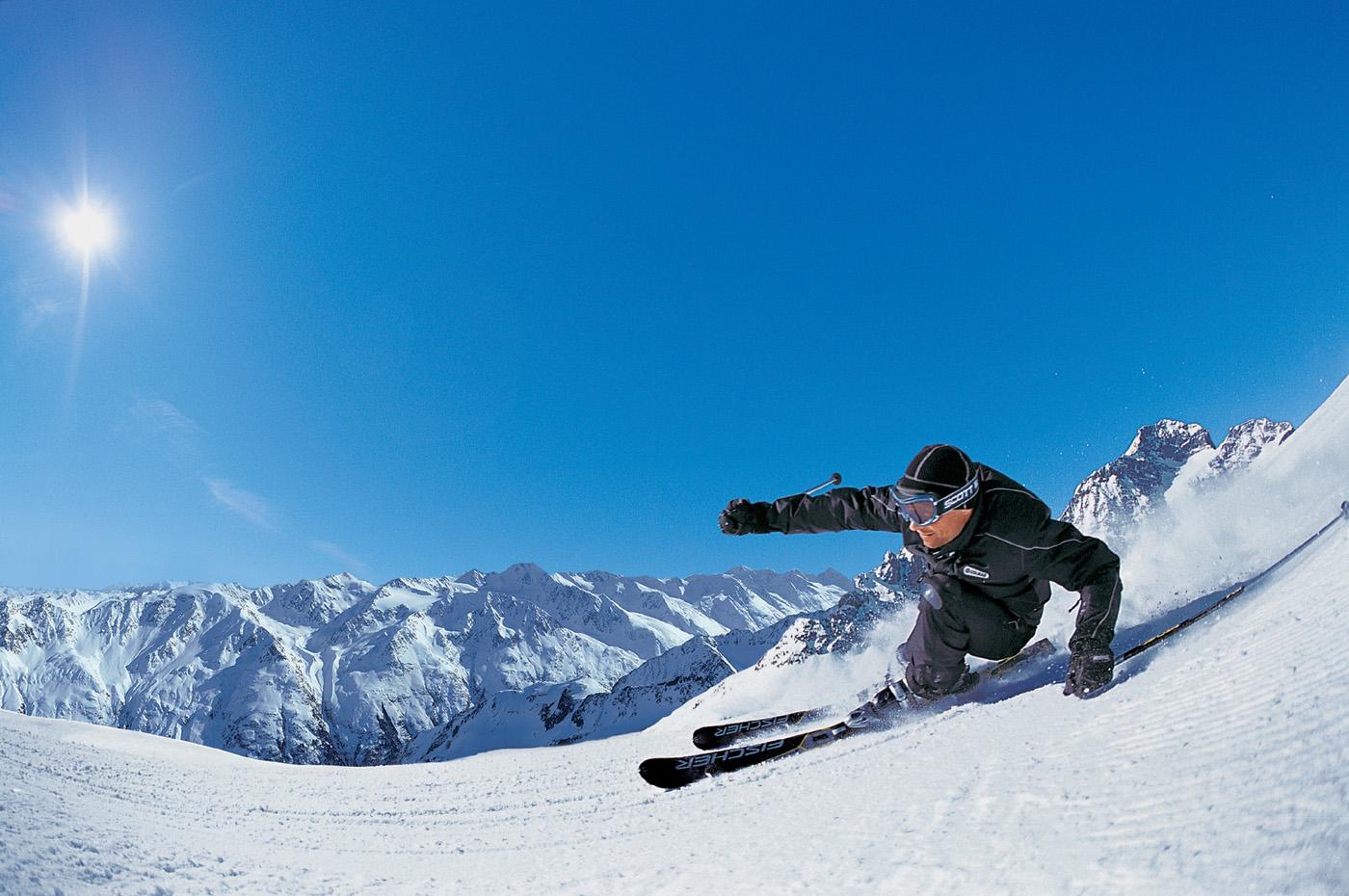 Tages-Skireisen